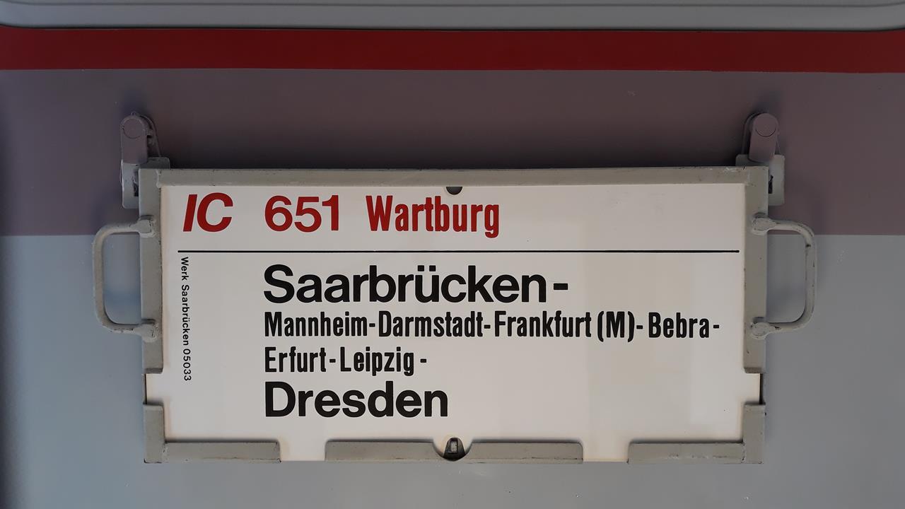 Saarbrücken Dresden